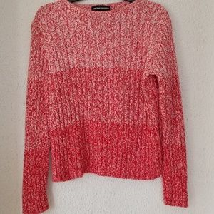 Norton Mcnaughton Large Red Sweater 100% Cotton